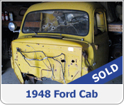 1948 Ford cab with passenger door