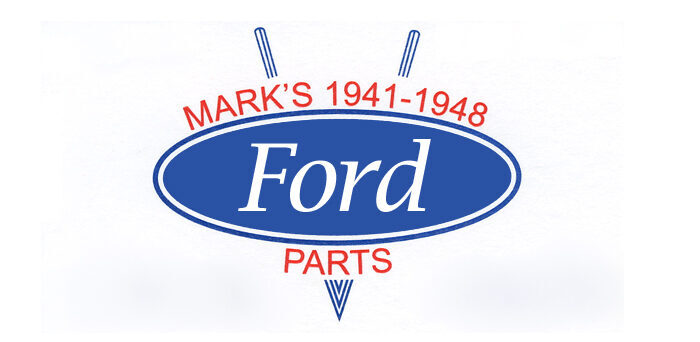 Mark's 41-48 Ford Parts